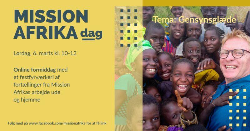 Indbydelse til Mission Afrika Dag